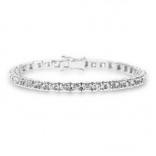 Diamond Tennis bracelet 5.08ct