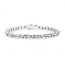 Diamond Tennis bracelet 3.90ct