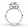 Neil Lane Bridal Set 3-1/3 ct tw Diamonds 14K White Gold