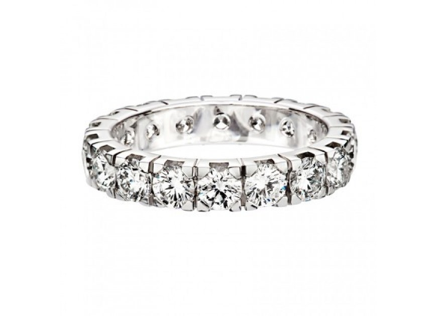 Wedding diamonds ring 3.00ct