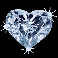 Diamond Heart 3.01ct D VVS2