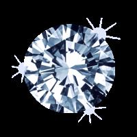 Diamond Brilliant 5.51ct D VS2